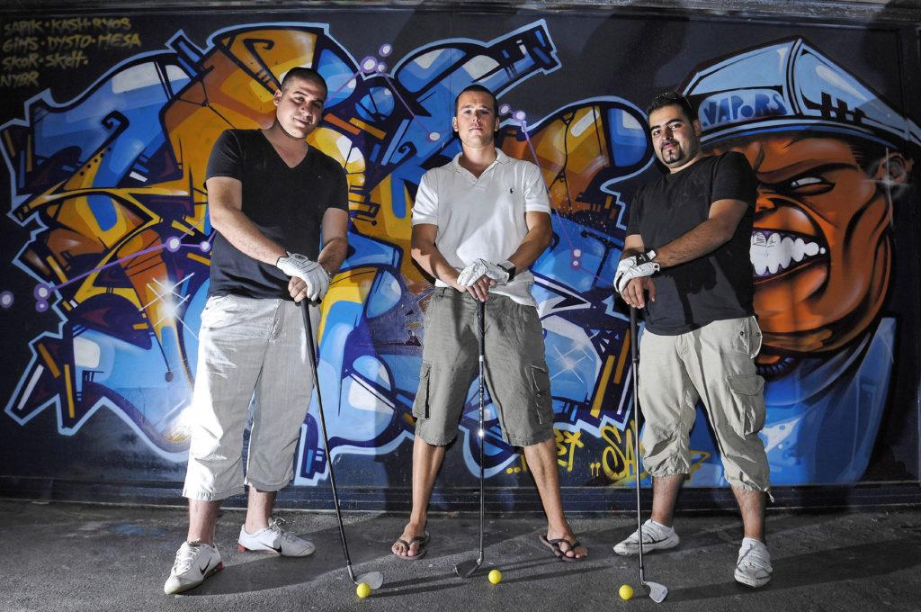 street golf - 12